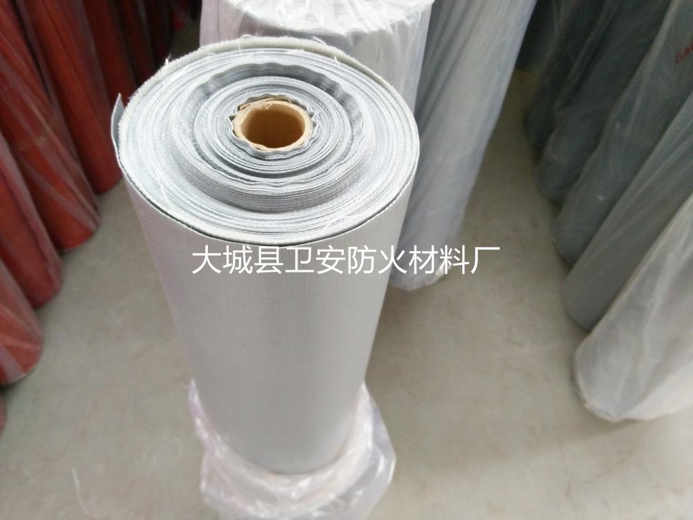 固定式擋煙垂壁安裝實例