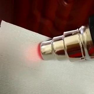 防火布耐温测试视频