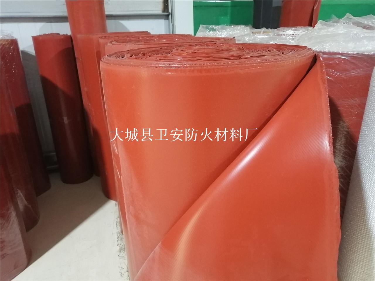 硅钛合金防火布