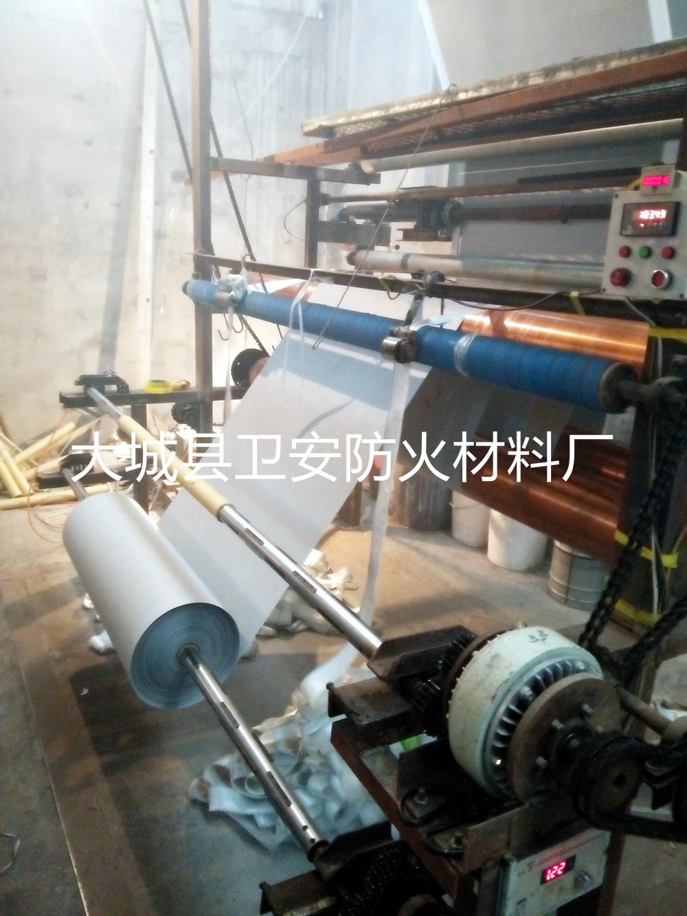 硅胶布生产