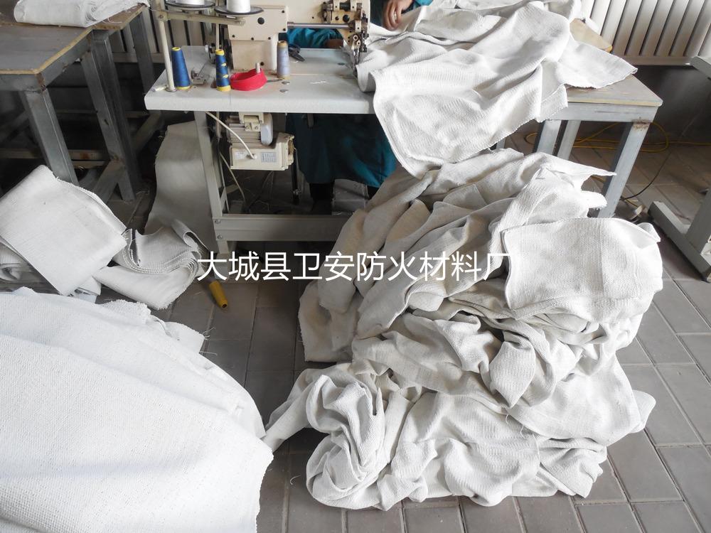 密织石棉布
