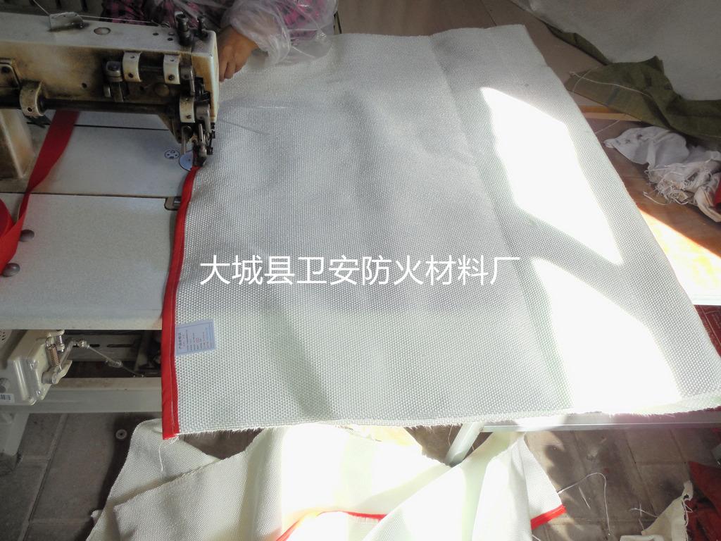 膨体纤维电焊毯