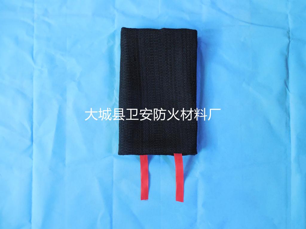 碳纤维灭火毯